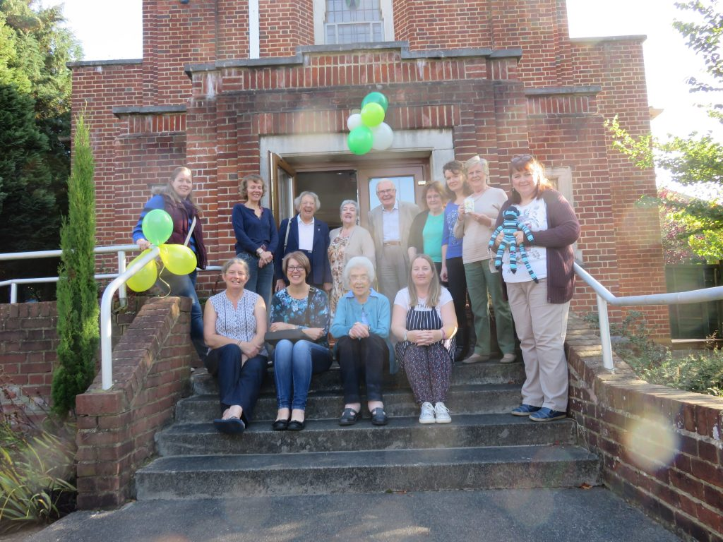 Eastcote Methodist Church Macmillan Morning 1st October